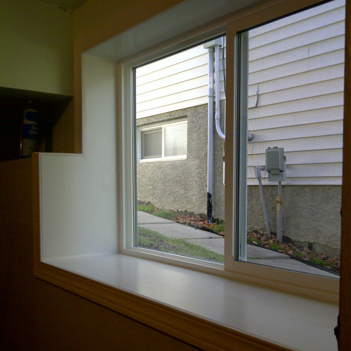 Egress Basement Window Installation